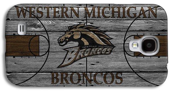 Western Michigan Broncos Galaxy S4 Case