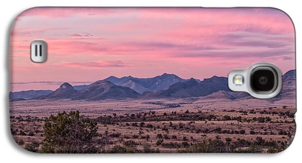 Western Twilight Galaxy S4 Case