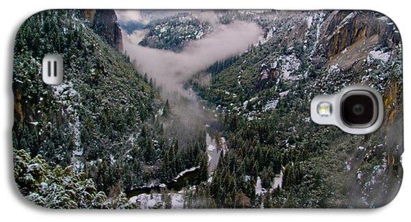 Western Yosemite Valley Galaxy S4 Case