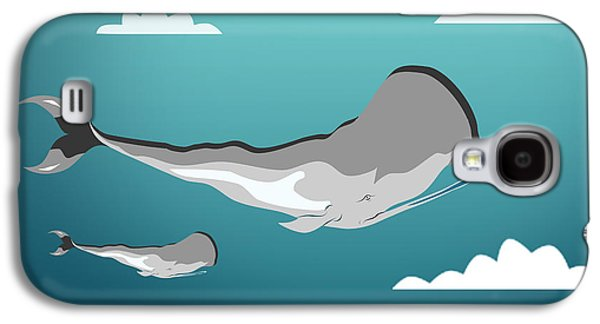 Whale 7 Galaxy S4 Case