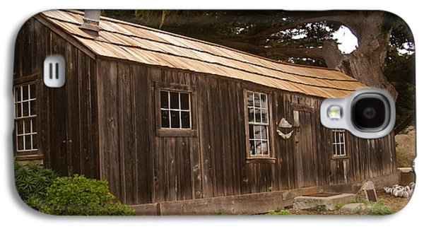 Whalers Cabin Galaxy S4 Case by Barbara Snyder