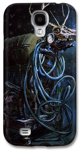 What If... Galaxy S4 Case by Frank Robert Dixon
