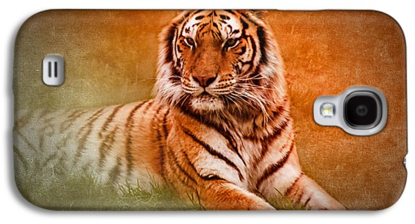 What's New Pussycat? Galaxy S4 Case by Betty LaRue