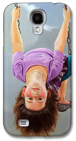 What's Up? Galaxy S4 Case