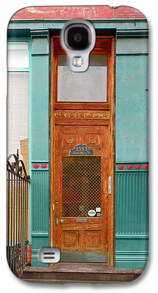 When One Door Closes Galaxy S4 Case by Christine Till
