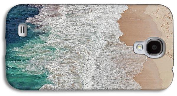 Where The Ocean Ends... Galaxy S4 Case