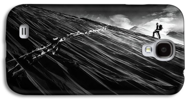 Where The Trail End? Galaxy S4 Case