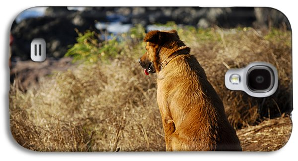 Wherever You Go Let Me Go Too Galaxy S4 Case