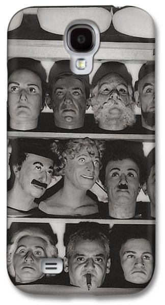 Which Is The Real Ventriloquist Head - Hollywood 1951 Galaxy S4 Case