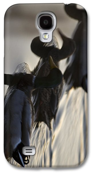 Which Way Is Up Galaxy S4 Case by Robert Culver