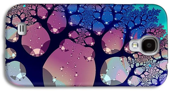 Whimsical Forest Galaxy S4 Case
