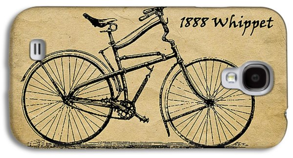 Whippet Bicycle Galaxy S4 Case