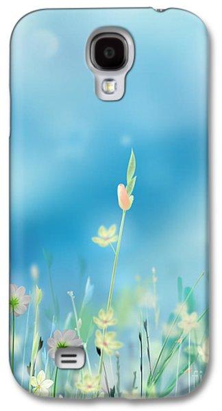 Whispering Heaven Galaxy S4 Case