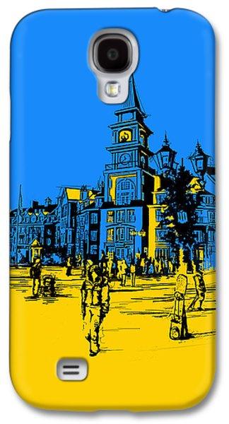 Whistler Art 002 Galaxy S4 Case