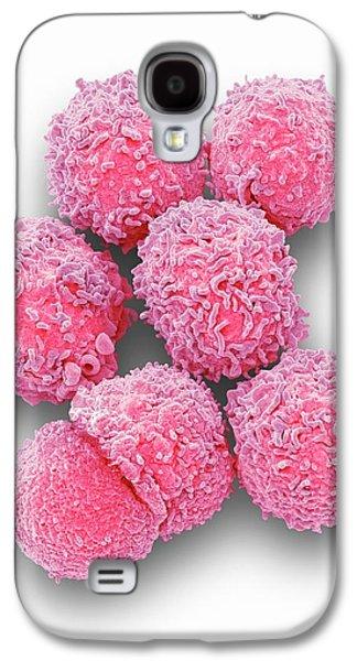 White Blood Cells Galaxy S4 Case