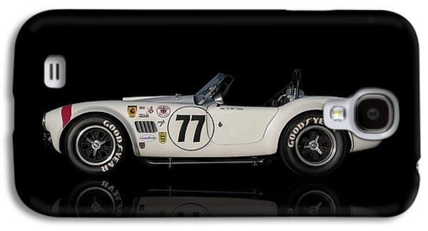 White Cobra Galaxy S4 Case by Douglas Pittman