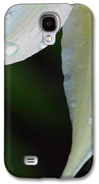 White Fawn Lily Erythronium Oregonum Galaxy S4 Case