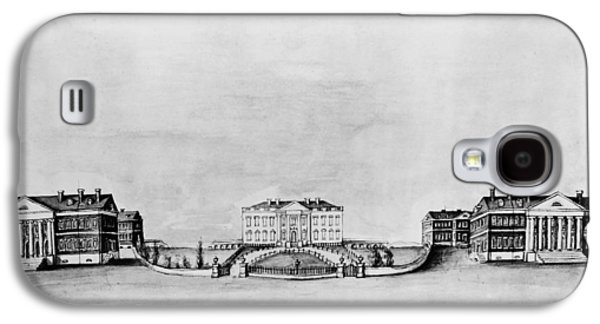 White House, 1821 Galaxy S4 Case by Granger