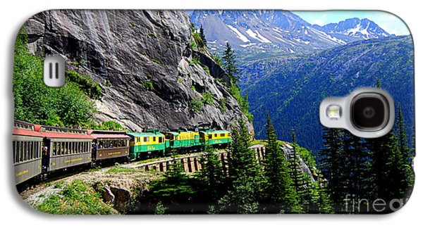 White Pass And Yukon Route Railway In Canada Galaxy S4 Case