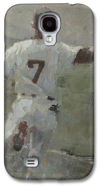 White Shark In Left Galaxy S4 Case