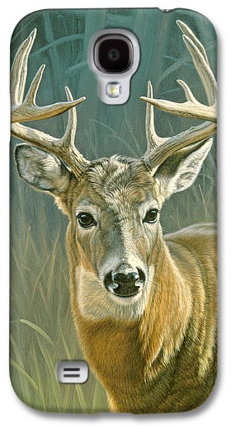 Whitetail Buck Galaxy S4 Case