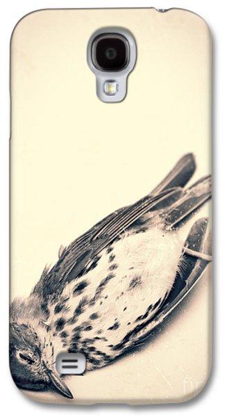 Who Killed Cock Robin Galaxy S4 Case by Edward Fielding