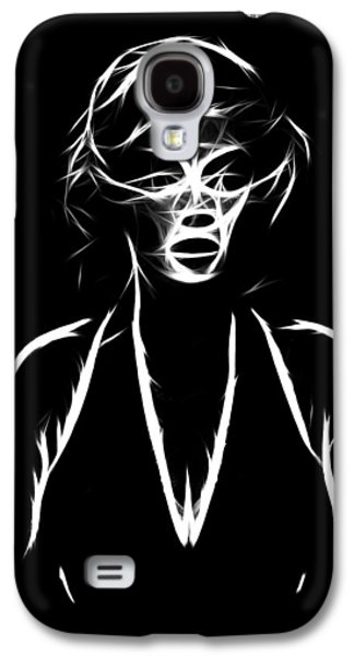 Who S That Girl Galaxy S4 Case