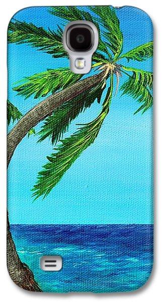 Wild Beach Galaxy S4 Case