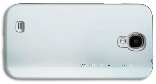 Wild Geese Galaxy S4 Case
