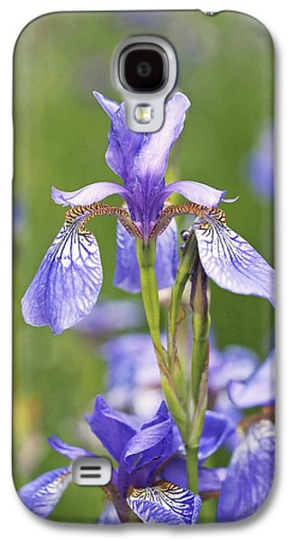 Wild Irises Galaxy S4 Case