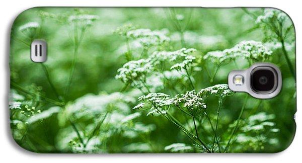 Wild Vegetation Galaxy S4 Case by Alexander Senin