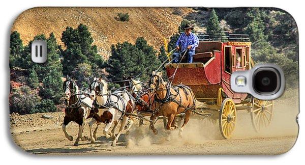 Wild West Ride 2 Galaxy S4 Case