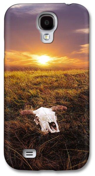 Wild Wild West Galaxy S4 Case by Aged Pixel