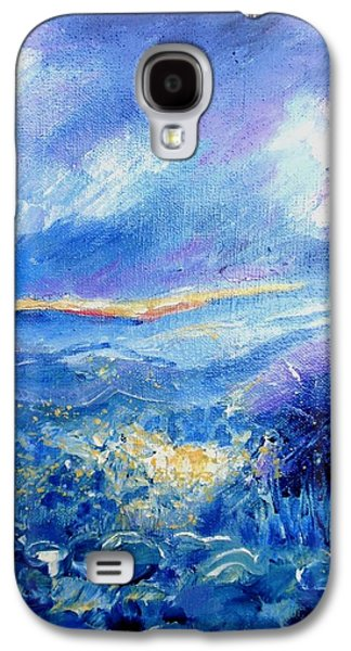 Will O' The Wisp  Galaxy S4 Case by Trudi Doyle