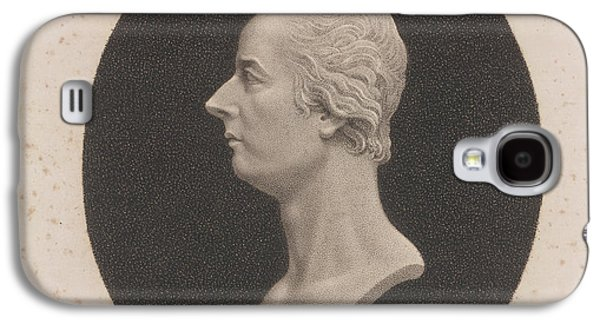 Willam Pitt Galaxy S4 Case by British Library
