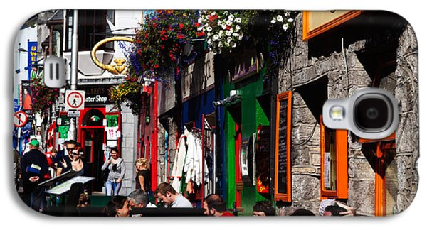 William Street, Galway City, Ireland Galaxy S4 Case