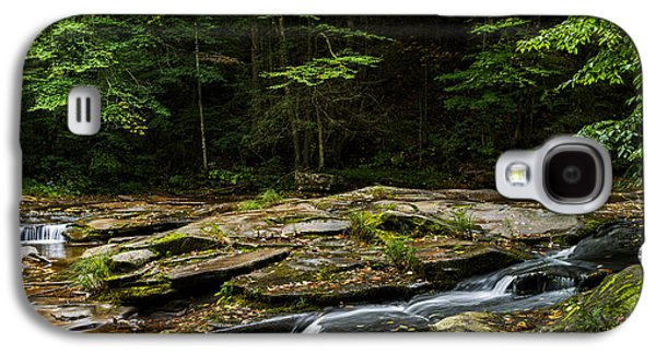 Williams River Headwaters Galaxy S4 Case by Thomas R Fletcher