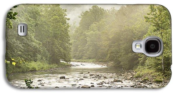 Williams River Summer Mist Galaxy S4 Case by Thomas R Fletcher