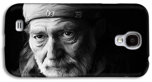 Willie Nelson Galaxy S4 Case
