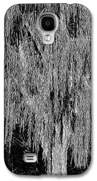 Willow Tree Galaxy S4 Case by Paul Gioacchini