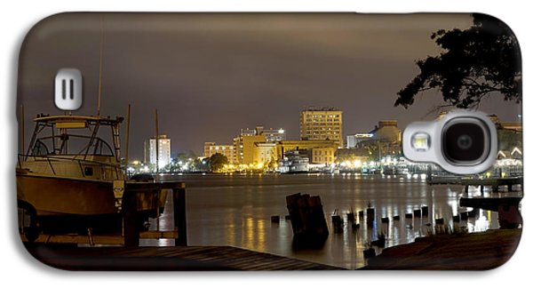 Wilmington Riverfront - North Carolina Galaxy S4 Case