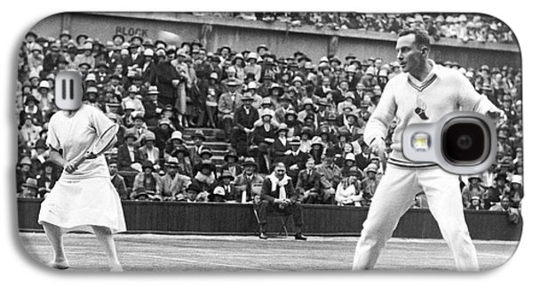 Wimbledon Championship Play Galaxy S4 Case by Underwood Archives