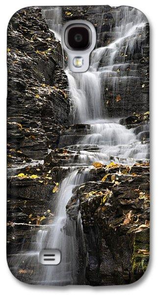 Winding Waterfall Galaxy S4 Case by Christina Rollo