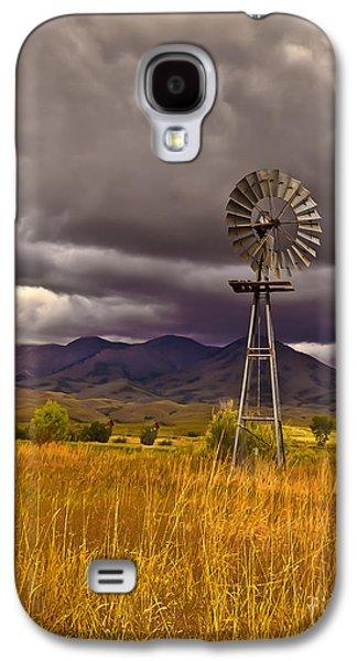 Windmill Galaxy S4 Case