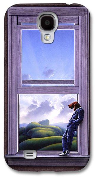 Window Of Dreams Galaxy S4 Case by Jerry LoFaro