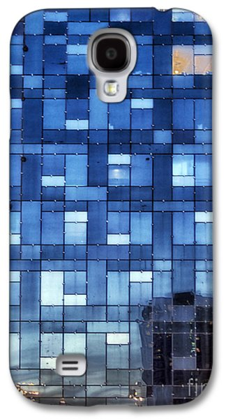 Moscow Galaxy S4 Case - Window Reflections by Stelios Kleanthous