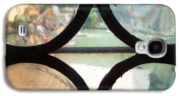 Windows Of Venice View From Art Academy Galaxy S4 Case by Irina Sztukowski