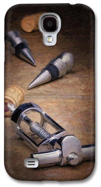 Wine Accessory Still Life Galaxy S4 Case by Tom Mc Nemar