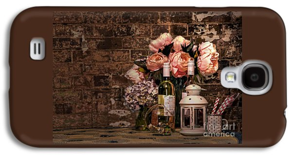 Wine And Roses Galaxy S4 Case