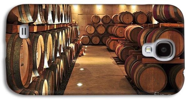 Wine Barrels Galaxy S4 Case